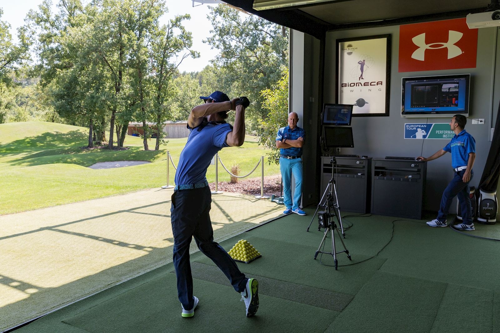 Biomecaswing - Coaching du swing