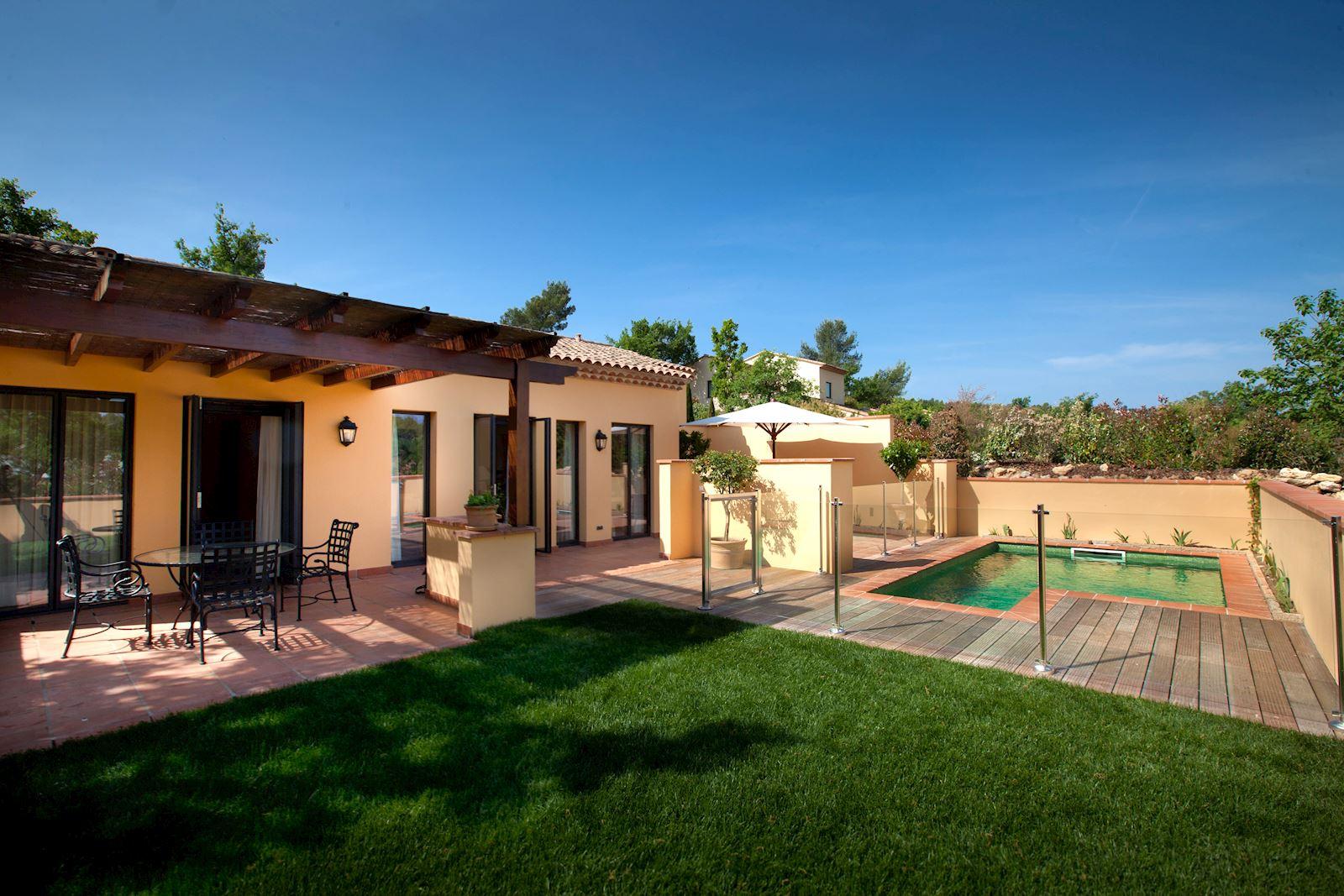 Suites et villas de l h tel 5 toiles for Villa et prestige