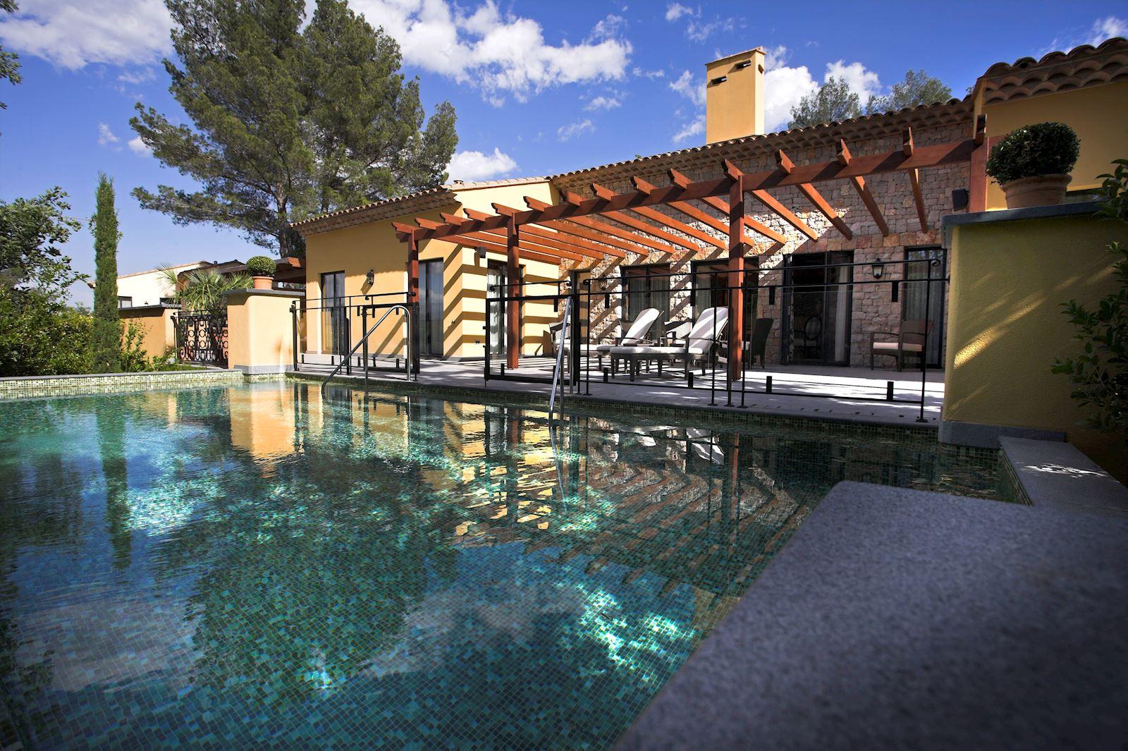 Villa Terre Du Sud terre blanche hôtel spa golf resort