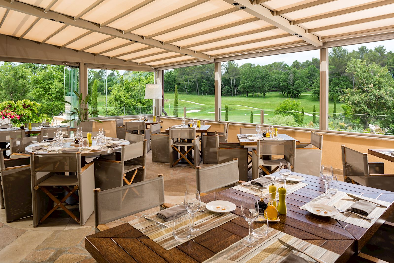 Clubhouse Les Caroubiers - Terre Blanche